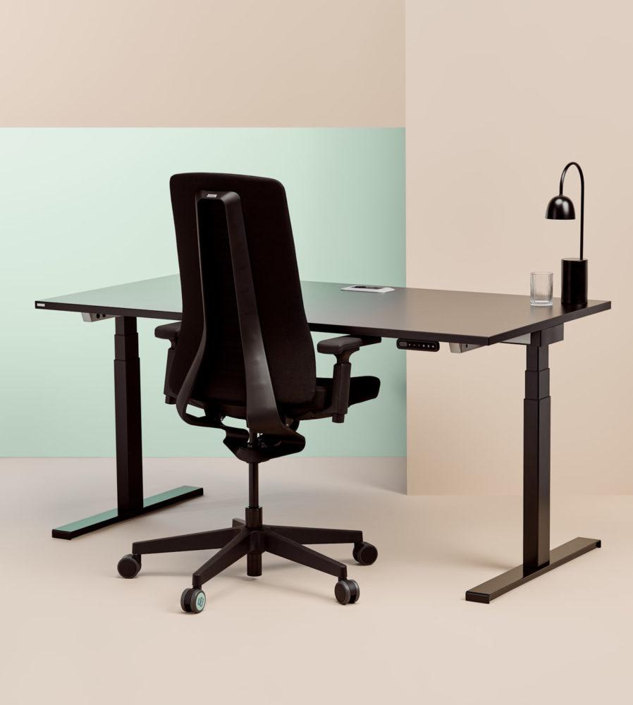 Met WeFurn is een werkplek comfortabel, betaalbaar en